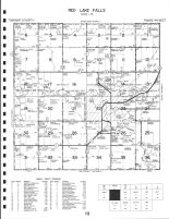 Code 13 - Red Lake Falls Township, Red Lake County 1998