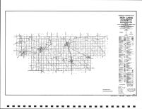 Red Lake County Highway Map, Red Lake County 1998