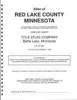 Title Page, Red Lake County 1998