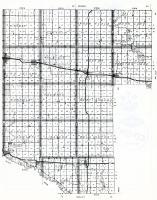Renville County Highway Map 2, Renville County 1962