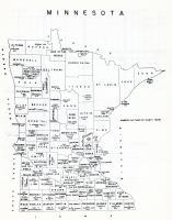 State Map, Renville County 1962
