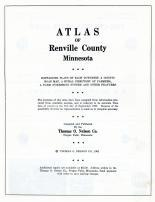 Renville County 1962