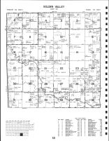 Golden Valleyl Township, Roseau County 1991
