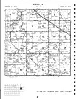 Moranville Township, Roseau County 1991