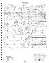 Palmville Township, Roseau County 1991