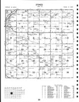 Stokes Township, Roseau County 1991