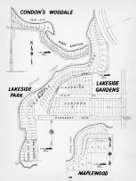 Condon's Woodale, Lakeside Gardens, Lakeside Park, Maplewood, Scott County 1944