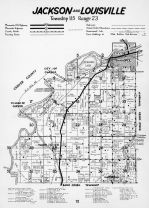 Jackson and Louisville Township, Shakopee City, Carver, Chaska, Marstown, Merriam Junction, Strunk's Lake, Scott County 1944
