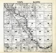 Township 51 North - Range 20 West, Floodwood, St. Louis County 1914