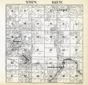 Township 52 North - Range 17 West, Independence, Benson Lake, St. Louis County 1914