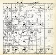 Township 54 North - Range 21 West, Floodwood, St. Louis County 1914