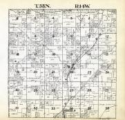 Township 55 North - Range 14 West, Shiels, St. Louis County 1914