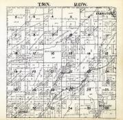 Township 56 North - Range 13 West, Fairbanks, St. Louis County 1914