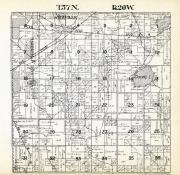 Township 57 North - Range 20 West, Kitzville, Carey Lake, St. Louis County 1914