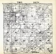 Township 58 North - Range 17 West, Virginia, Gilbert, St. Louis County 1914