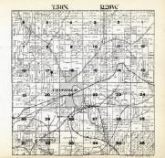 Township 58 North - Range 20 West, Chisholm, St. Louis County 1914