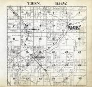 Township 59 North - Range 14 West, Hinsdale, Mesaba, St. Louis County 1914