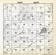 Township 60 North - Range 13 West, Iron Lake, St. Louis County 1914