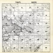 Township 60 North - Range 21 West, Sturgeon Lake, St. Louis County 1914