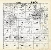 Township 61 North - Range 14 West, Bear Head Lake, St. Louis County 1914