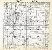 Township 61 North - Range 15 West, Walsh, Rivers, Wahlsten, St. Louis County 1914