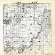 Township 62 North - Range 12 West, White Iron Lake, St. Louis County 1914