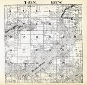 Township 63 North - Range 17 West, Vermillion Lake, Norwegian Bay, St. Louis County 1914