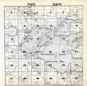 Township 63 North - Range 18 West, Vermillion Lake, Wakemup Bay, St. Louis County 1914