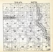 Township 64 North - Range 17 West, Winchester Lake, Vermillion River, St. Louis County 1914