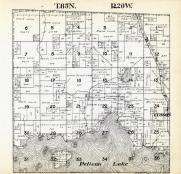 Township 65 North - Range 20 West, Pelican Lake, St. Louis County 1914