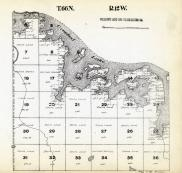 Township 66 North - Range 12 West,  Crooked Lake, St. Louis County 1914