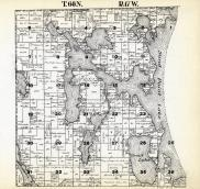 Township 68 North - Range 17 West, Sand Point Lake, Trout, St. Louis County 1914