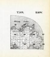 Township 70 North - Range 18 West, Rainy Lake, St. Louis County 1914
