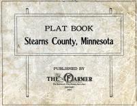 Title Page, Stearns County 1925