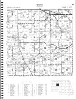 Grove Township, Melrose, Stearns County 1982