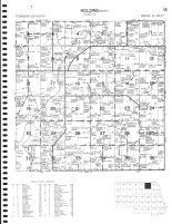 Holding Township - South, Holdingford, Stearns County 1982
