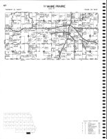 Maine Prairie Township - South, Stearns County 1982