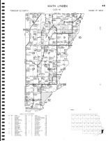 South Lynden Township, Clearwater Lake, Wiegand, Stearns County 1982