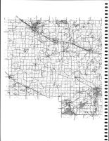 Stearns County Highway Map - West, Stearns County 1982