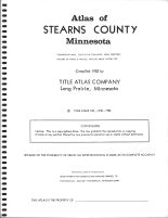 Title Page, Stearns County 1982