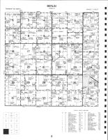 Code 2 - Berlin Township, Ellendale, Beaver Lake, Lonergan, Steele County 1979