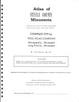 Title Page, Steele County 1979
