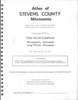 Title Page, Stevens County 1974