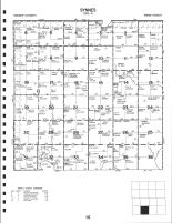 Code 16 - Synnes Township, Drywood Lake, Griffin, Stevens County 1997