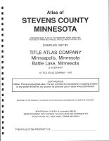 Title Page, Stevens County 1997
