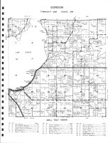 Gordon Township, Lake Osakis, Slawson Lake, Maple, Faille, Stallcop, Todd County 1947