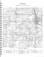 Wykeham Township, Eagle Bend, Pendergast Lake, Todd County 1947