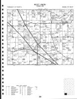 Code 28 - West Union, Huftgrett Lake, Bohall, Todd County 1993