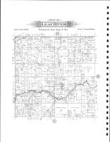 Leaf River Township, Wadena County 1906