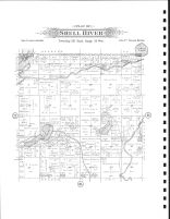 Shell River Township, Twin Lakes, Jim Cook, Finn, Crow Wing River, Wadena County 1906